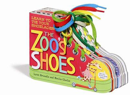 The Zoo's Shoes ($12)