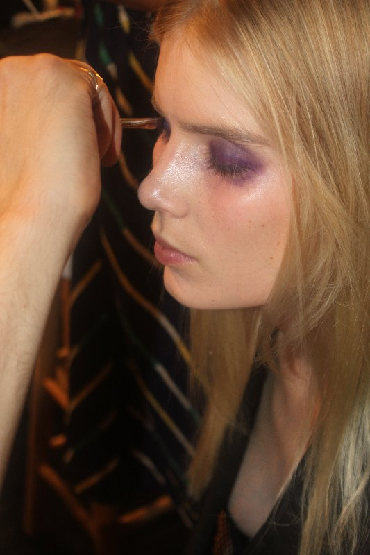 Black (and Purple) Eye