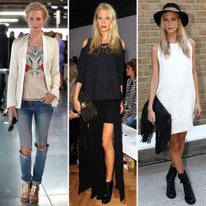 See Poppy Delevingne's Killer Front Row Fashion Week Style: Day by Day!