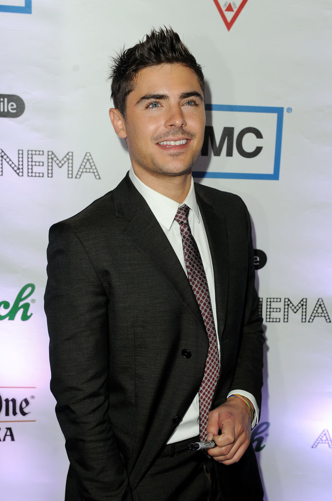 Zac Efron Spends the Weekend Looking Hot at TIFF
