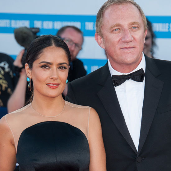 Salma Hayek at the Deauville Film Festival | Pictures