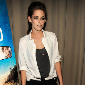 Kristen Stewart at On the Road Screening in NYC