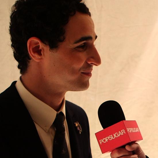 Zac Posen Spring 2013 Interview (Video)
