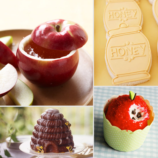 12 Sweet Apple and Honey Ideas For Rosh Hashanah