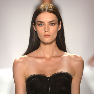 Photos of the Hair and Makeup Look at Jill Stuart Spring Summer 2013 New York Fashion Week