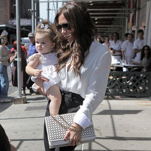 Victoria Beckham at Pastis With Harper | Pictures