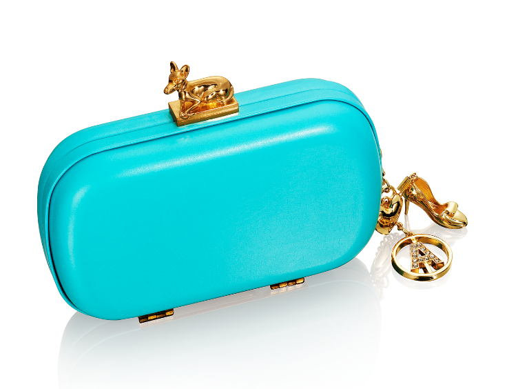 Editors' Pick: Now this is a statement clutch — the small size means you can easily take this to a party, holding only the essentials, but it's bright enough to turn a few heads.