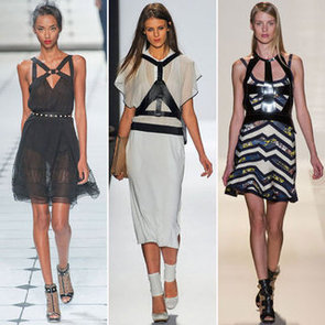 Harnesses on the Runway | Spring 2013