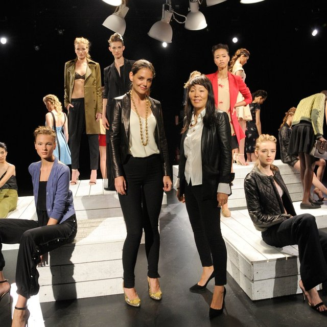 Pictures and Review of  Homes & Yang Spring Summer New York Fashion Week Runway Show