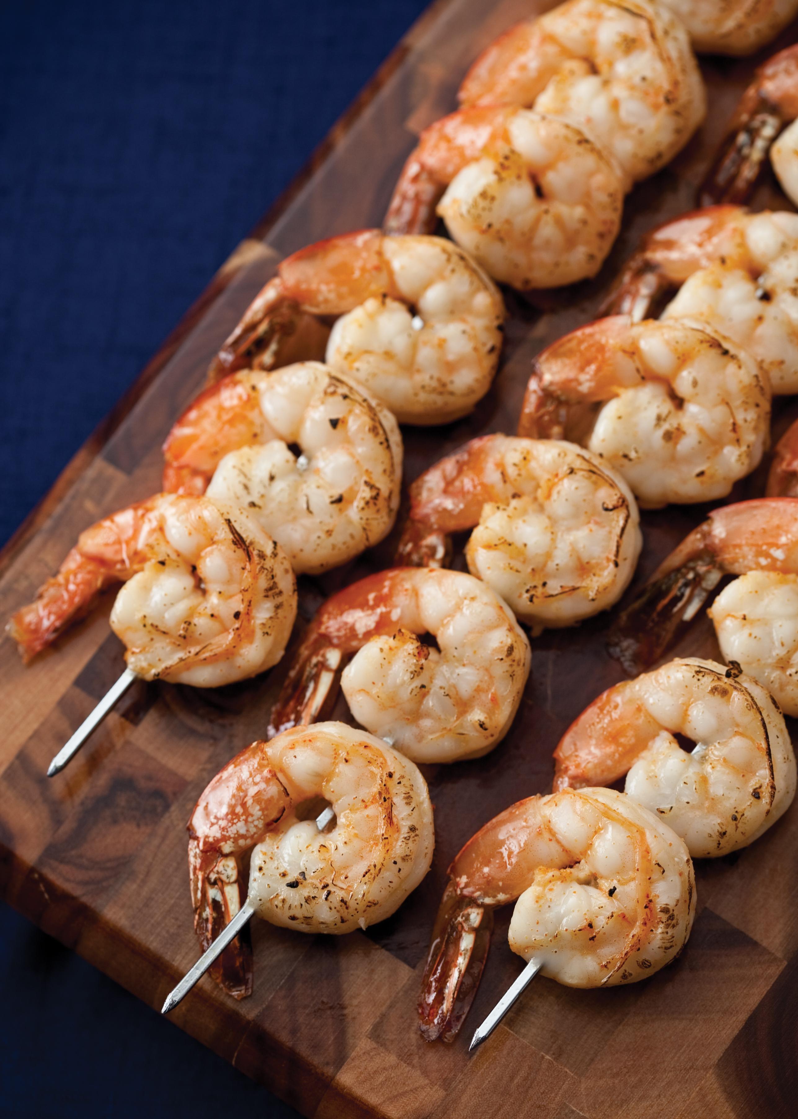 Spicy Citrus Grilled Shrimp