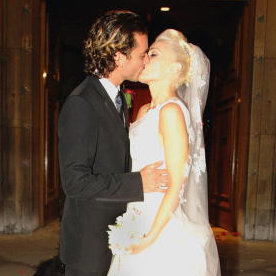 Gwen Stefani And Gavin Rossdale Ten Year Anniversary Pictures