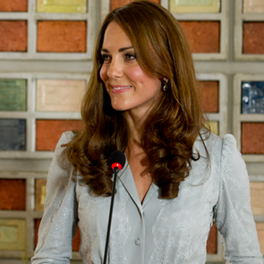 Video: Kate Middleton's Speech In Malaysia
