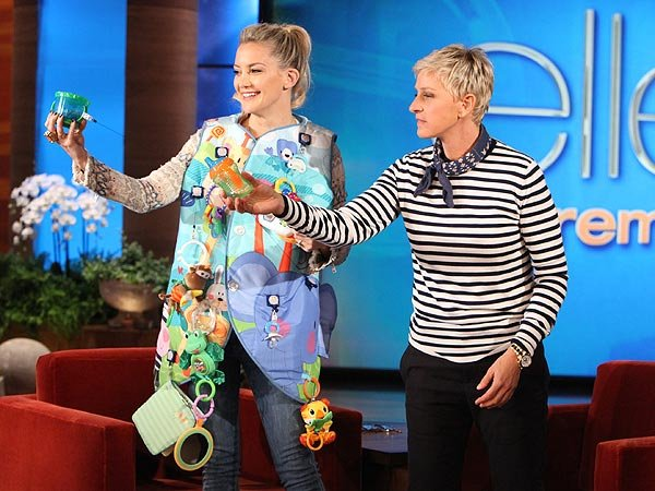 Kate Hudson's Wearable Playmat
