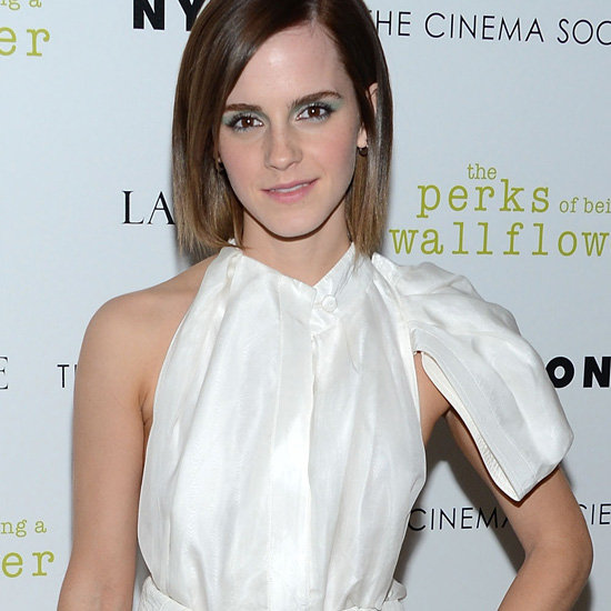 Emma Watson at Perks of Being a Wallflower Premiere
