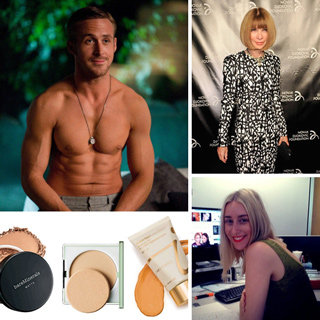 Hot Shirtless Actors, Fashion Editors At Fashion Week, Foundation, Kimbra, Tote Bags & More