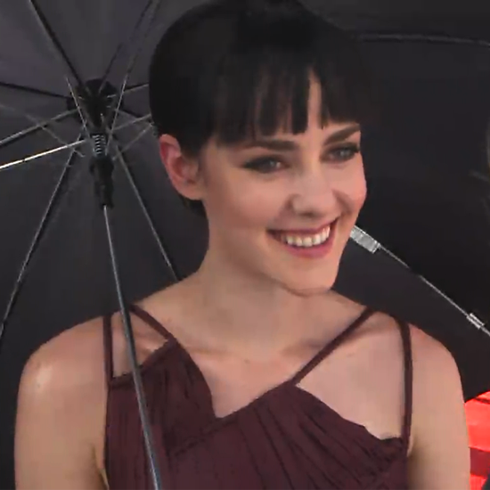 Jena Malone Talking About The Hunger Games (Video)