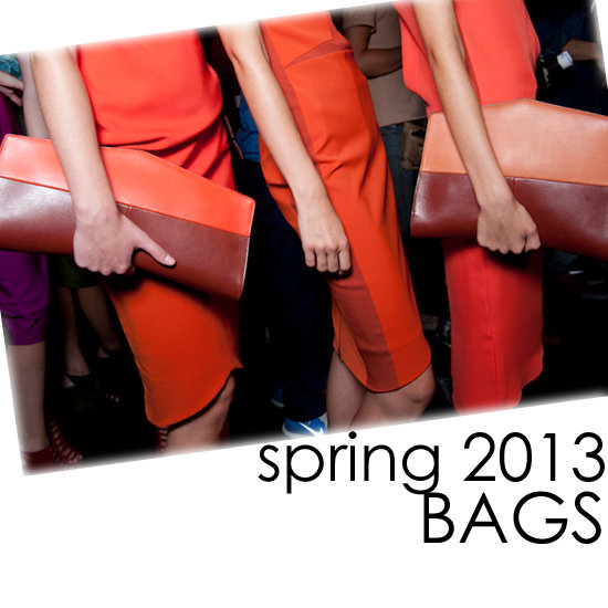 Best Bags From the Spring 2013 Fashion Week Runway