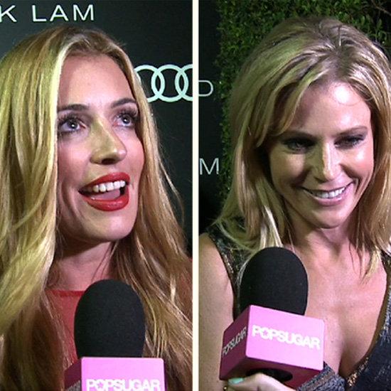 Stars Talk About 2012 Emmy Fashion (Video)