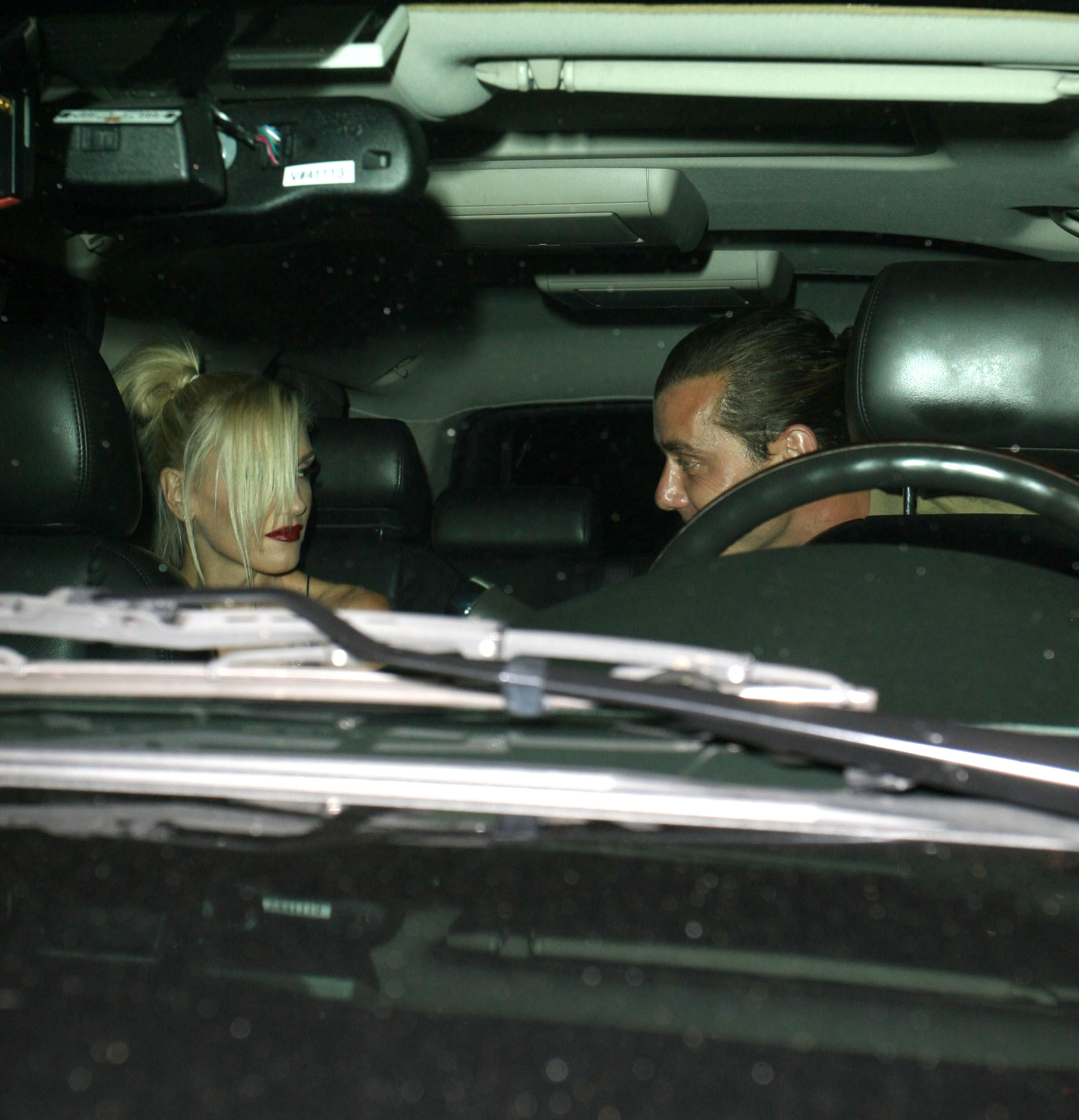 Gwen and Gavin Celebrate 10 Years Together With a Dinner Date