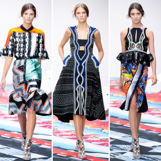 Peter Pilotto Spring 2013 | Pictures