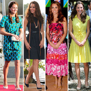 Kate Middleton's Style In The Soloman Islands