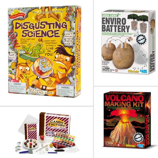 8 Really Cool Science Kits For Kids