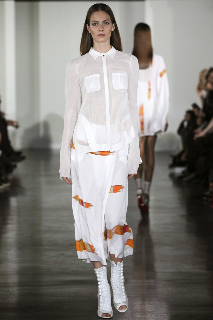 2013 London Spring Summer Fashion Week: Willow