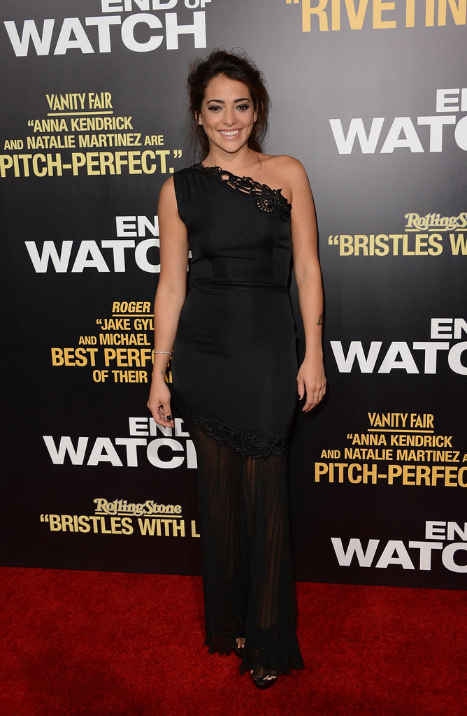"""Jake Gyllenhaal Premieres His """"Life-Changing"""" Movie End of Watch"""