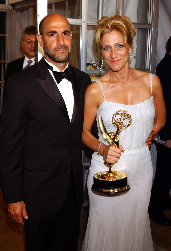 Eddie Falco went home with the award for lead actress in a drama series in 2003.