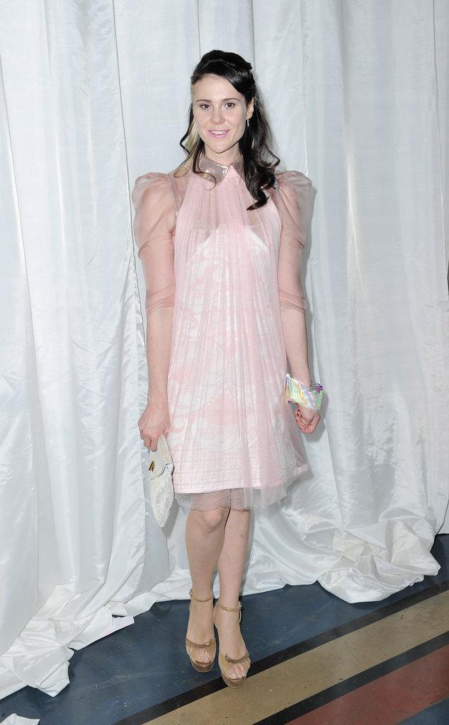 Kate Nash at Pam Hogg