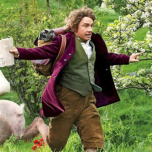 The Hobbit Trailer With Gollum