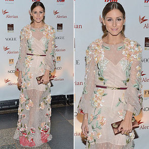 Pictures of Olivia Palermo in Floral Valentino Dress at the Brazil Foundation Gala: Rate It or Hate It?