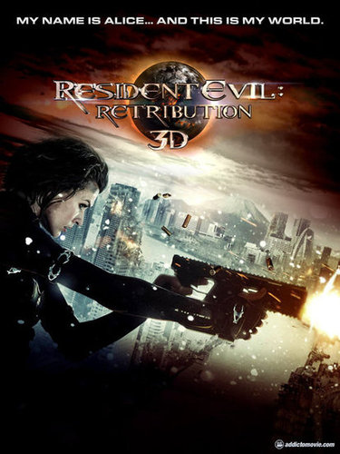 Resident Evil:  Retribution (one unbeatable epic!)