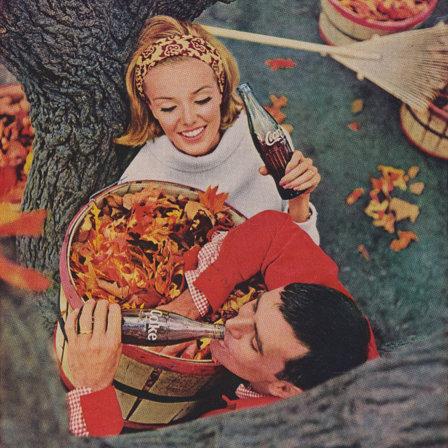 Vintage Fall Ads
