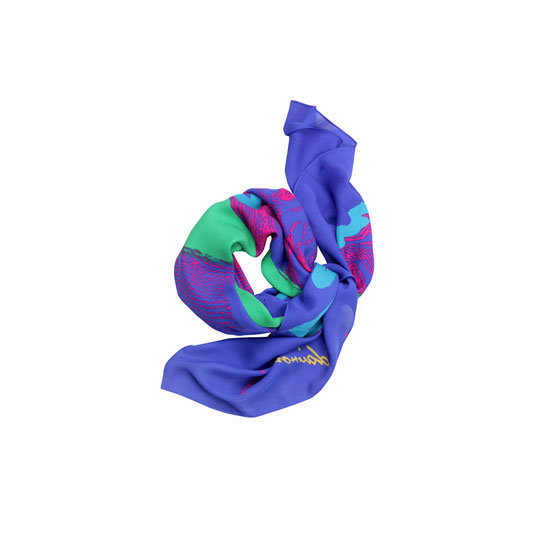 Bay and Fyfe scarf, $249