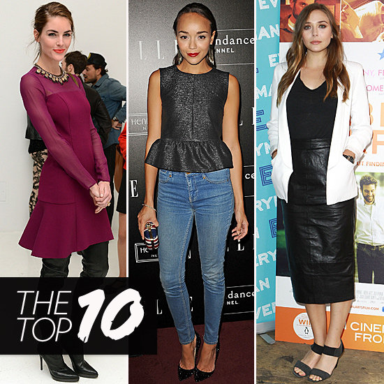 Best Celebrity Style | September 21, 2012
