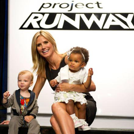 Project Runway Contestants Design Baby Clothes