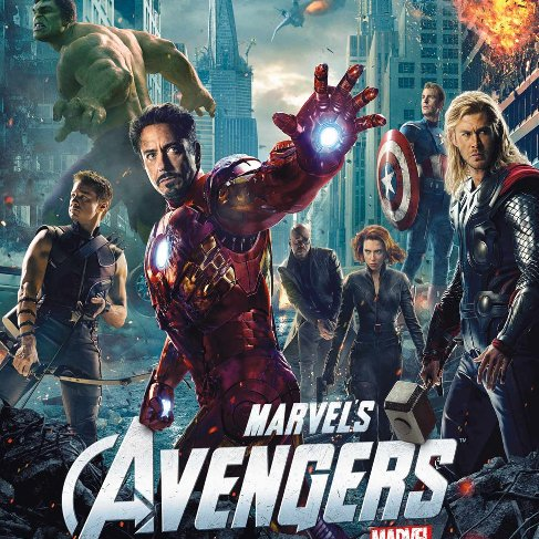The Avengers DVD Release Date