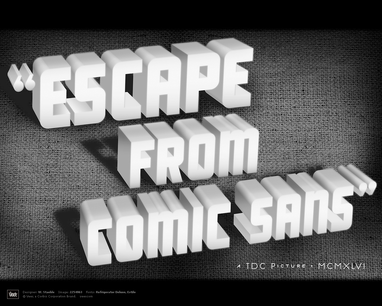 TDC Escape by W. Staehle