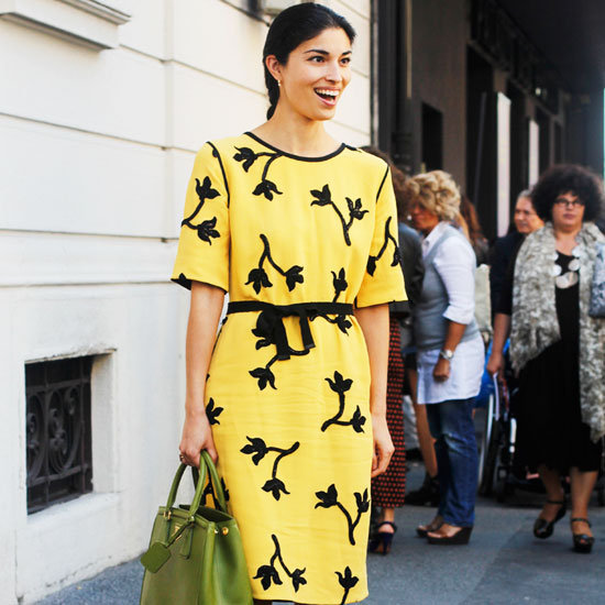 Street Styled: Over 180 Snaps Straight From Milan Fashion Week