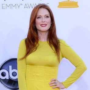 Picture of Julianne Moore's Hair and Makeup at the 2012 Emmy Awards