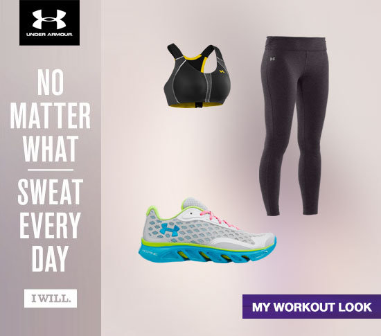 Your Under Armour Workout Gear