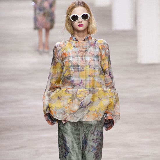 Dries Van Noten Spring 2013 | Runway