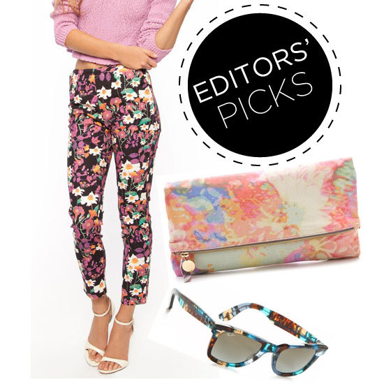Prints Ahoy! Shop the Sugar Editors' Top Printed Picks for Summer: Isabel Marant, Equipment, Josh Goot & More!