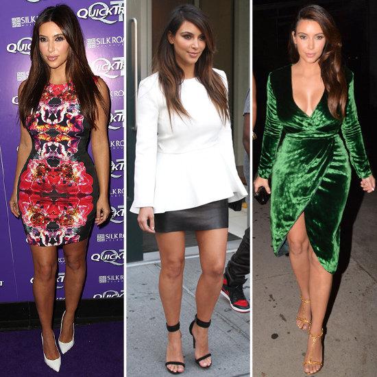 Kim Kardashian's New Style (Interview)