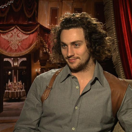 Aaron Taylor-Johnson Interview For Anna Karenina