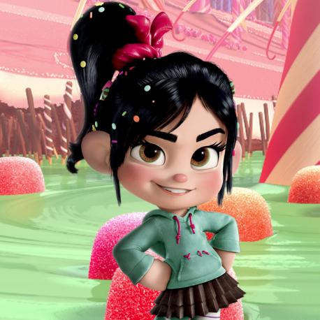 Meet Wreck-It Ralph's Sweet, Sassy Citizens of Sugar Rush