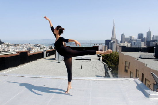 How to Do an Arabesque in Barre Class