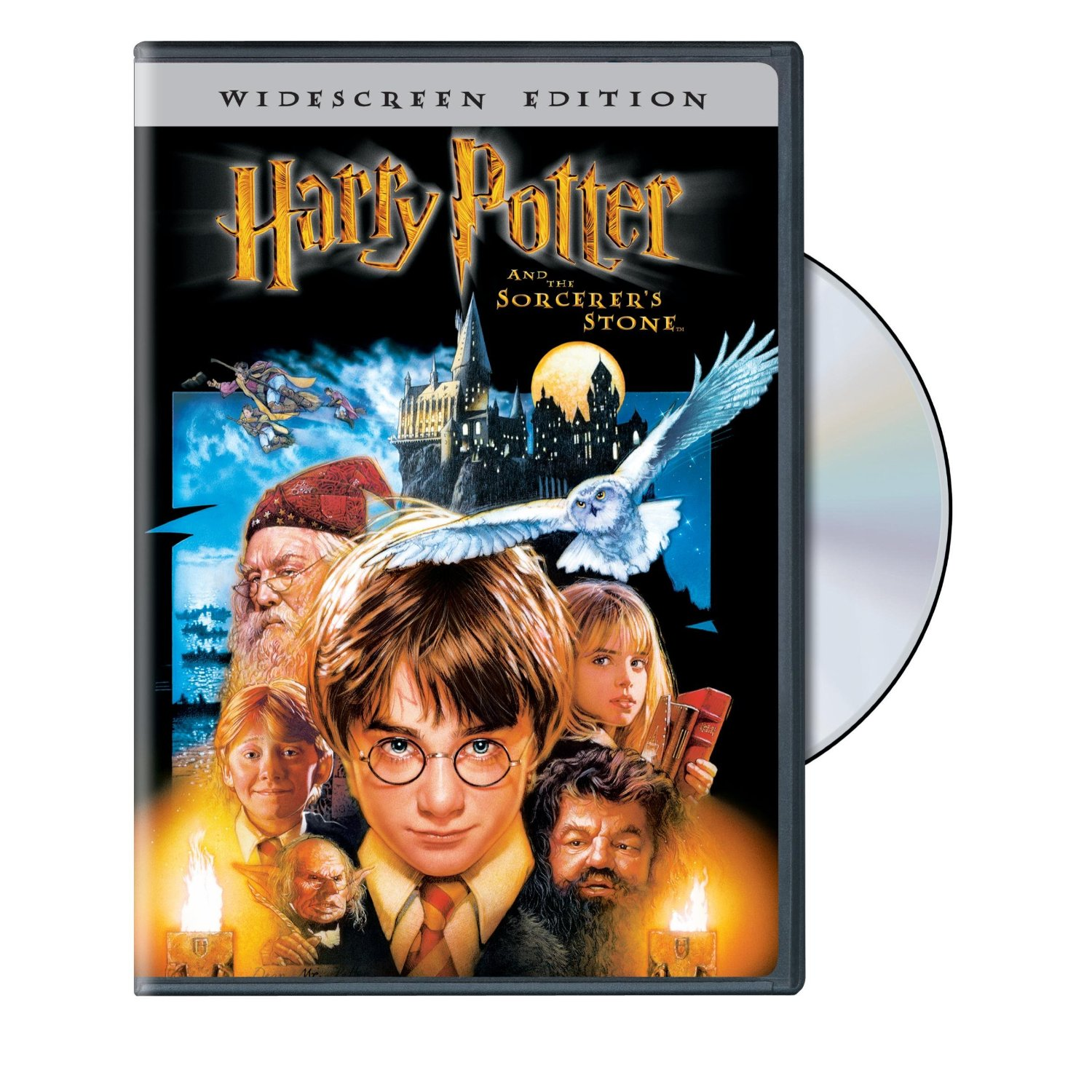 Harry Potter and the Sorcerer's Stone (PG)