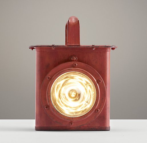 Industrial Carriage Lantern